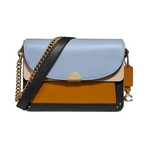 Coach NWT Color-block Dreamer Crossbody